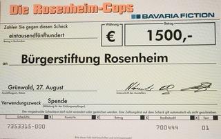 Scheck Rosenheim Cops
