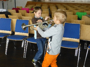 Musikprojekt Bürgerstiftung Rosenheim