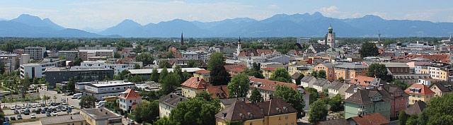Panorama Rosenheim