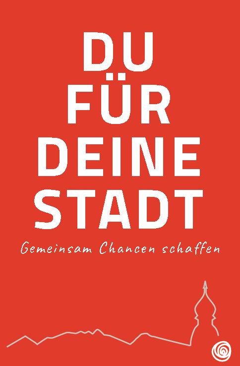 Einladung zur Veranstaltung: DU FÜR DEINE STADT